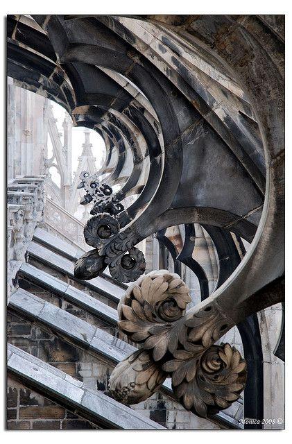 Milano - #Duomo. La bellezza dei dettagli