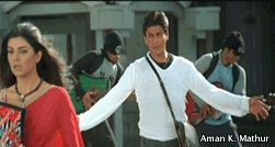 love and relationship lessons from shahrukh khan movies main hoon na
