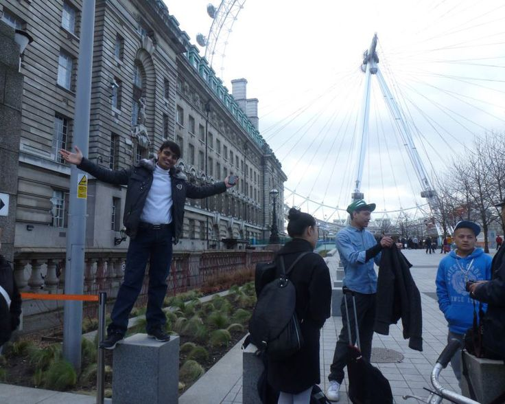 At London EYE