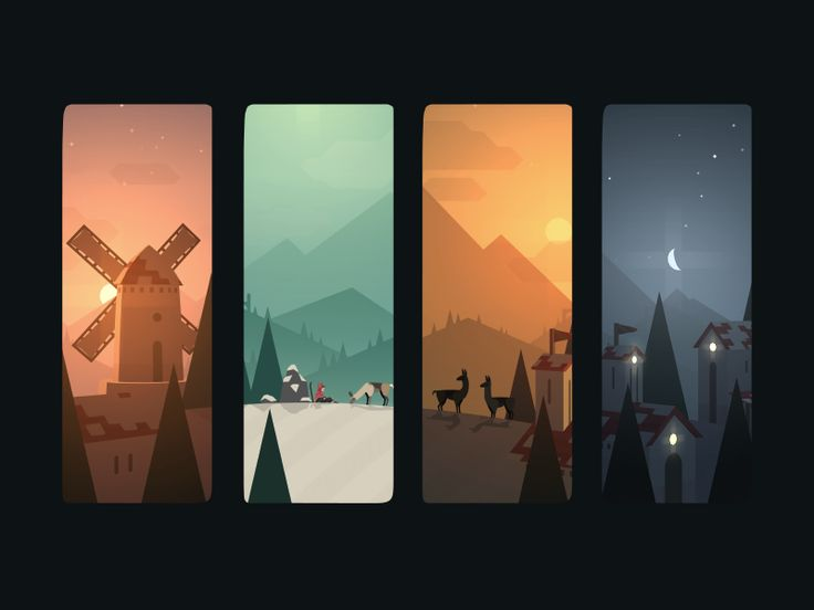 A closer look at the dynamic lighting system developed for Alto's Adventure, running realtime in Unity3D for iOS. The system combines a rotating sky plane with a series of predefined colour scheme...