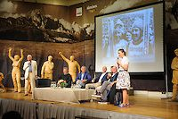 Una domanda ai due campioni Stenmark e Thoeni, 40 anni dopo le incredibili Finali della Val Gardena, in occasione della presentazione del libro di Lorenzo Fabiano, L'ultima Porta.