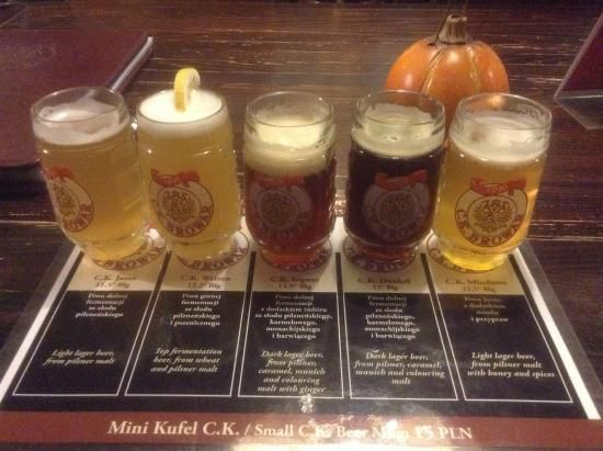 Brewery Meal Krakow. http://partykrakow.co.uk/stag-weekends-krakow/food-drink/brewery-feast/