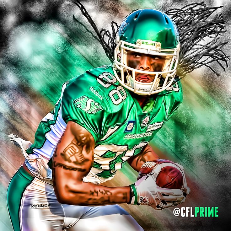 Taj Smith, Saskatchewan Roughriders @bestinsask