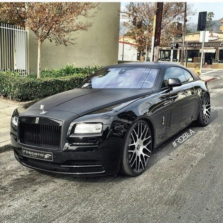 Rolls Royce wraith More