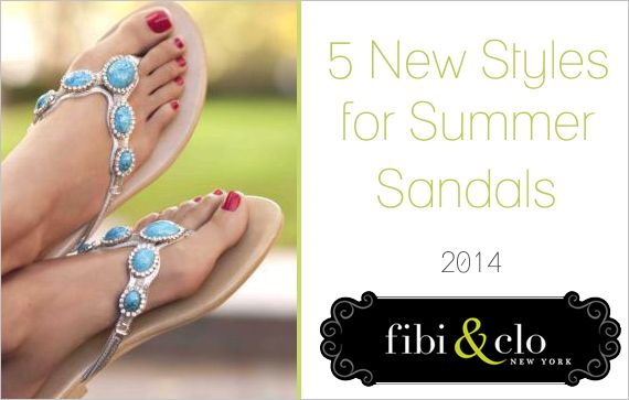 HHMM....flat sandals....maybe I will try this year....summer sandals 2014