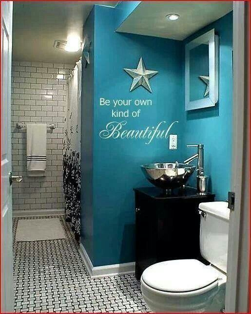 Bathroom decor