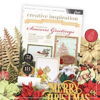 Artdeco Creations Brands: Creative Inspiration Magazine