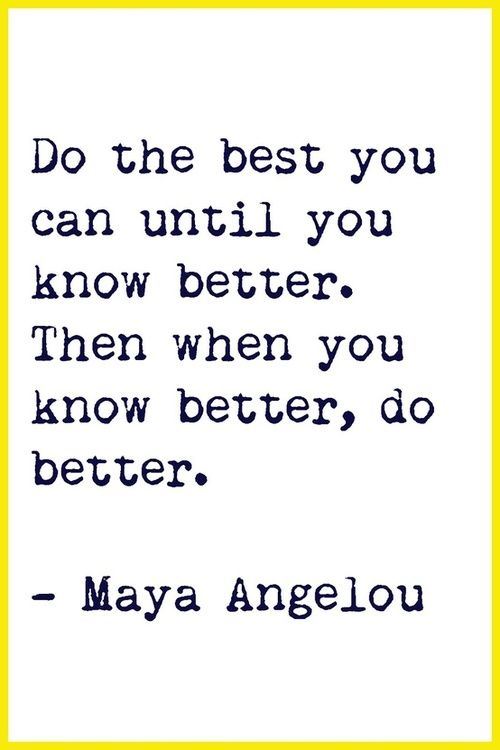 motivational quotes: attach this to some information regarding dealing with challenging behaviors