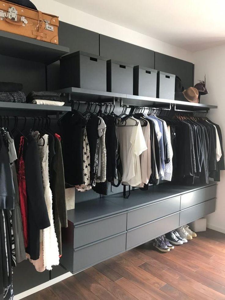 Begehbarer Kleiderschrank System – Frankfurt, Hol…