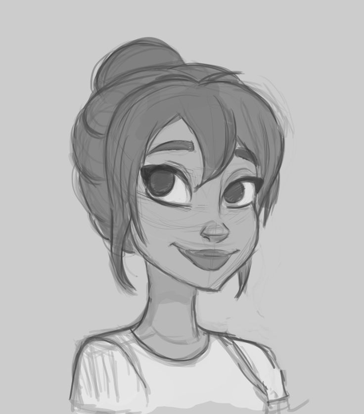 Minha Jane.. Modernosa... #Draw #cartoon #sketch #girl #disney