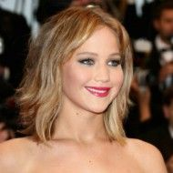 """Jennifer Lawrence FAT??   Seriously?? So proud of this girl...more should stand up for their beautiful body. You are just right....love you for standing up to pressure to """"lose weight"""". It's Official: We're On That 24 Hour J-Law Diet"""