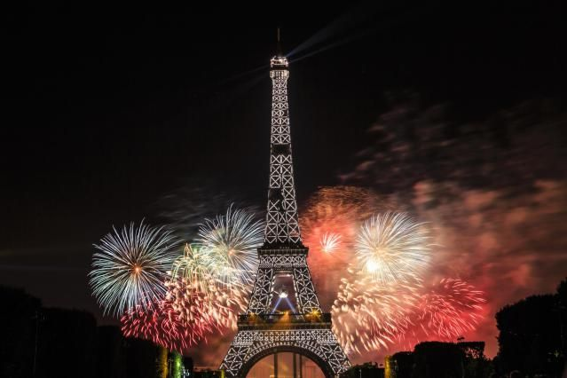 French Public Holidays in 2014