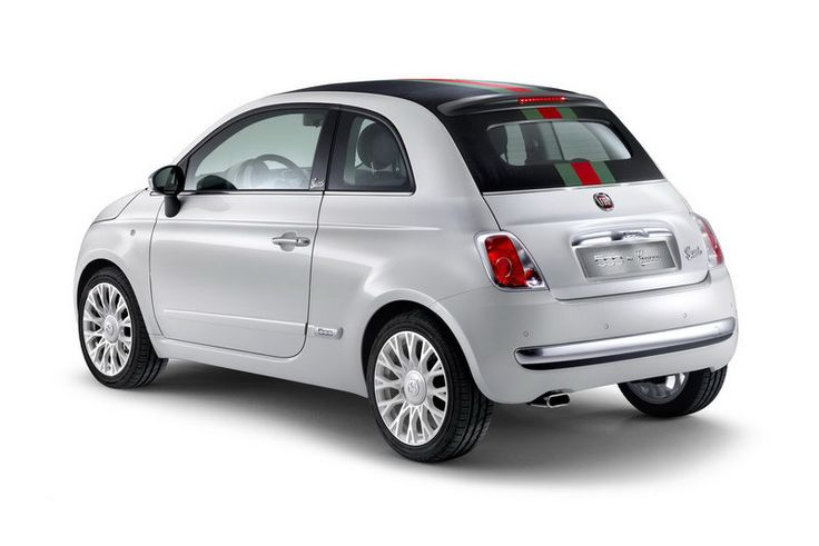 2012 Fiat 500 Cabriolet by Gucci picture - doc411493