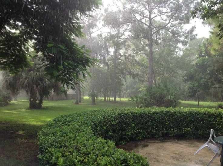 Hurricane Matthew: 4 AM Update From Jupiter Florida