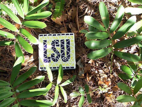 LSU Stepping Stones by PeggyFuhlerDesigns on Etsy, $18.00