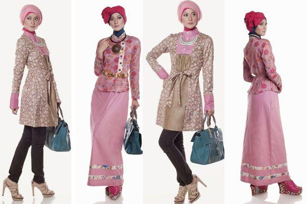 Tentang model dan jenis baju wanita muslim modern terbaru