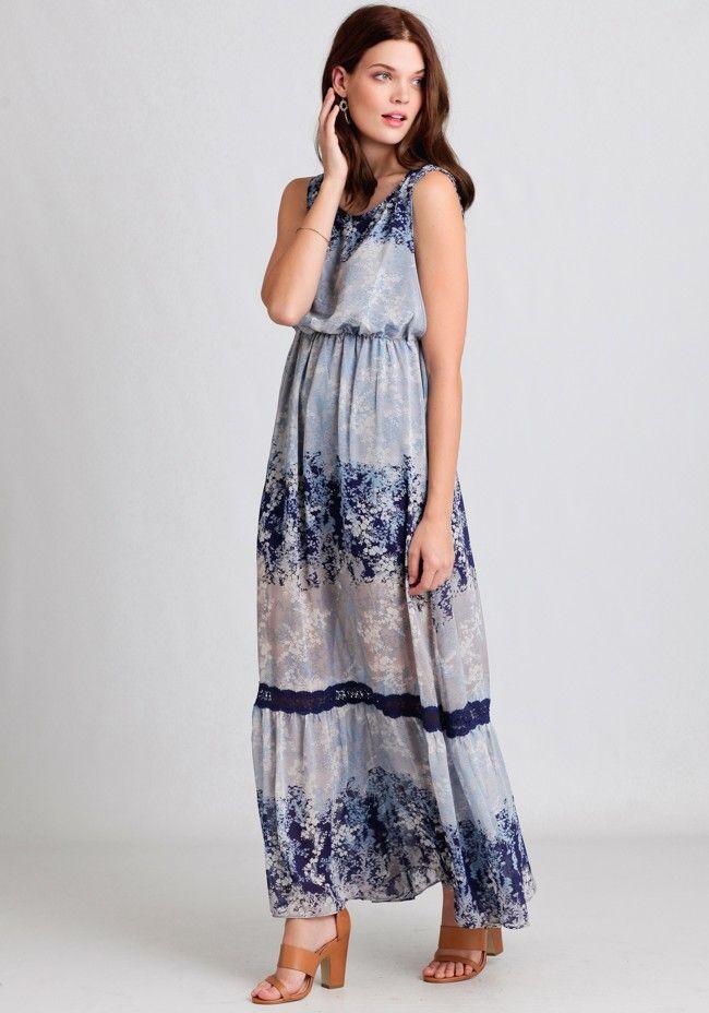 Ombre maxi dress gypsy 05 tivoli