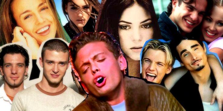 30 Canciones que toda chica fresa de los 90's sigue amando