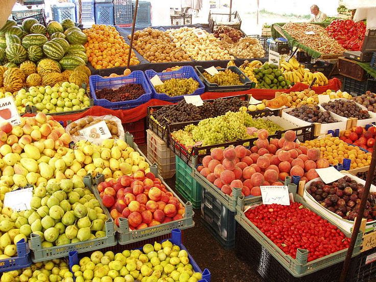 Восточные базары (рынки) в Алании, расписание, местоположение
