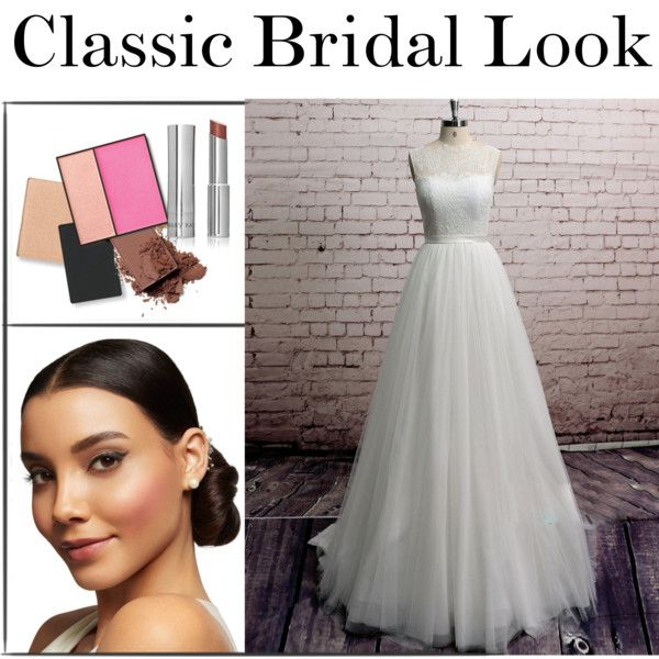Mary Kay - Classic Bridal Look by christiana-nisi-walker on Polyvore featuring polyvore and beauty