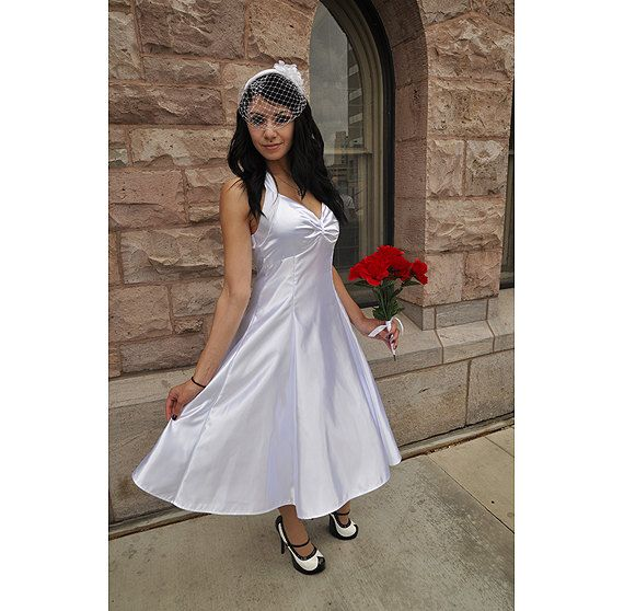 Rockabilly Wedding Gown: 82 Best Rockabilly Wedding Dress Images On Pinterest