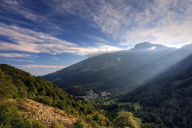 Santuario di Oropa - #Oropa, #Biella, #Italia