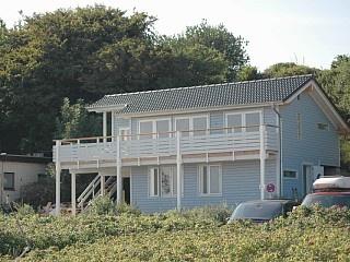 Strandhaus direkt am Meer mit Garten auf der Steilküste Ferienhaus in Eckernförde von @HomeAway! #vacation #rental #travel #homeaway
