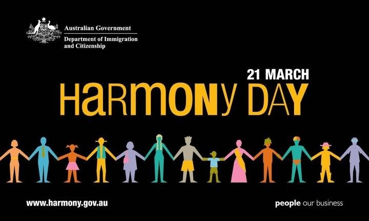 Don't forget to celebrate Harmony Day this year!!!
