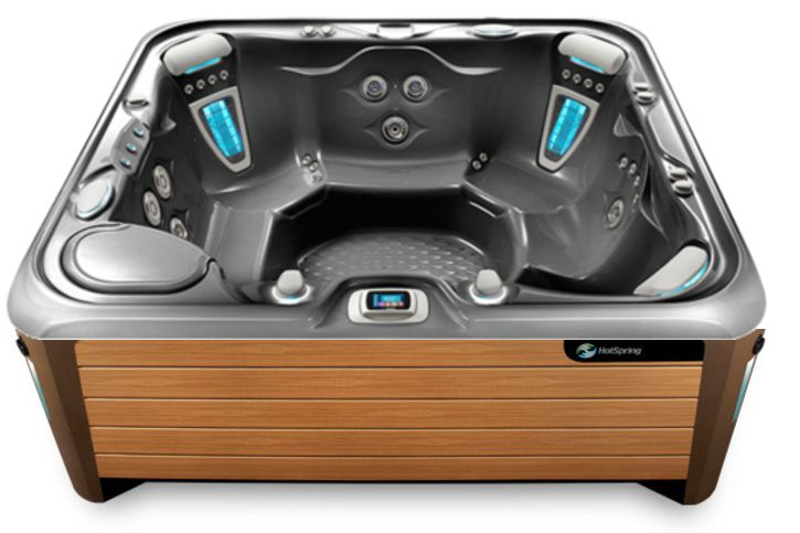 As a part of the Highlife Collection, the Grandee NXT spa offers contemporary design language and innovations like the exclusive wireless remote control, perfect for those who want the very best in spa technology. For more information and reviews, visit our website. http://mcpsvail.com/vail-pool-spa/spas/#?durl=http://n1744496896.tubtap.com/spas/hot%2520spring/highlife%2520nxt/grandee%2520nxt