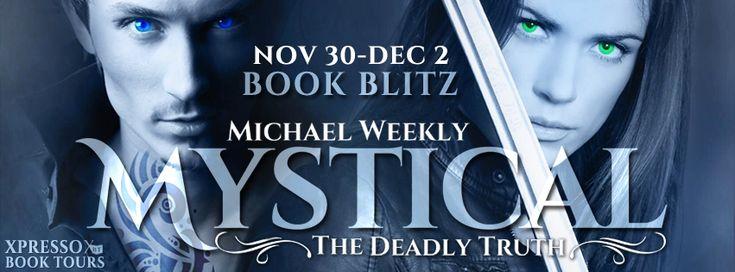 Book-o-Craze: Pre-Order Blitz {Excerpt & Giveaway} -- Mystical (...