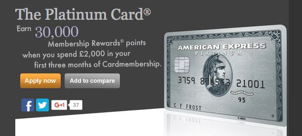Luxury Travel Masterclass: The American Express Platinum Credit Card