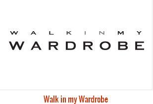 Logo Design For  Walk In My Wardrobe