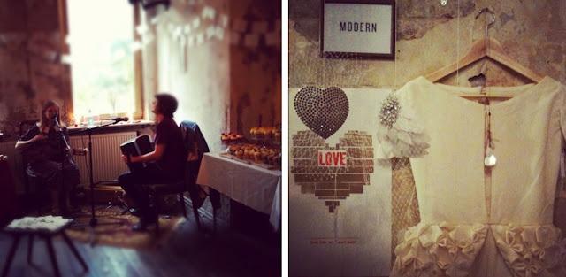 Hochzeits Showroom mit AhoyAhimsa