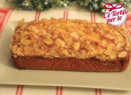 Plumcake croccante al miele, dolce di Natale
