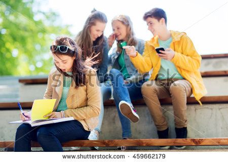 Teen Bully Stock Photos, Royalty-Free Images & Vectors - Shutterstock