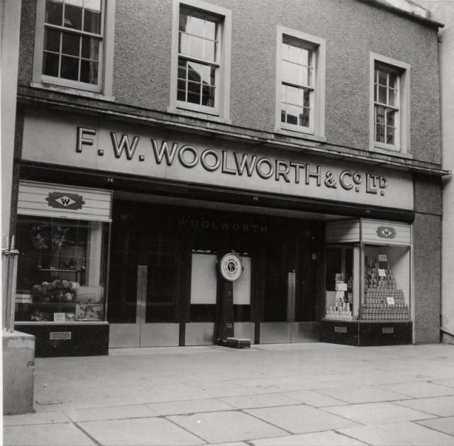 Does Anyone Remember the F.W. Woolworth Stores? Pin If You Remember!