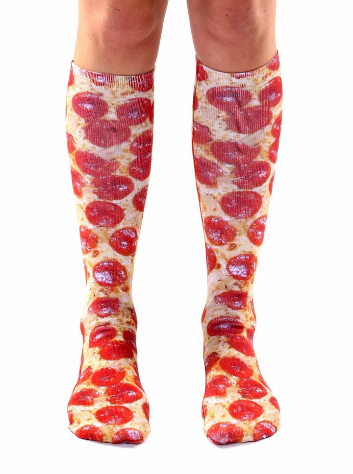 http://www.popularclothingstyles.com/category/knee-high-socks/ Pizza Knee High…