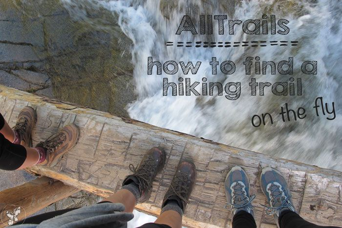 The AllTrails app is a hassle-free way to quickly find a #hiking trail whether you are in your home town or on vacation. Check out this article that explains how to best utilize this free smart phone app.