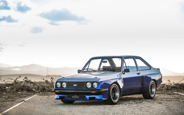 1978 Ford Escort - mk2 RS2000 X-Pack | Classic Driver Market