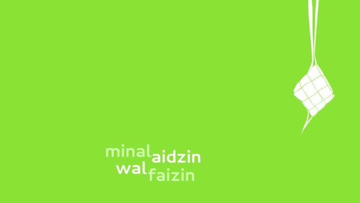 Minal Aidin Wal Faizin, Mohon Maaf Lahir dan Batin' – rasanya tidak ada yang lebih populer dari kalimat ini ketika momen Idul Fitri.