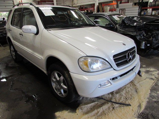 Parting out 2002 Mercedes ML500 – Stock # 150300 « Tom's Foreign Auto Parts – Quality Used Auto Parts - Every part on this car is for sale! Click the pic to shop, leave us a comment or give us a call at 800-973-5506!