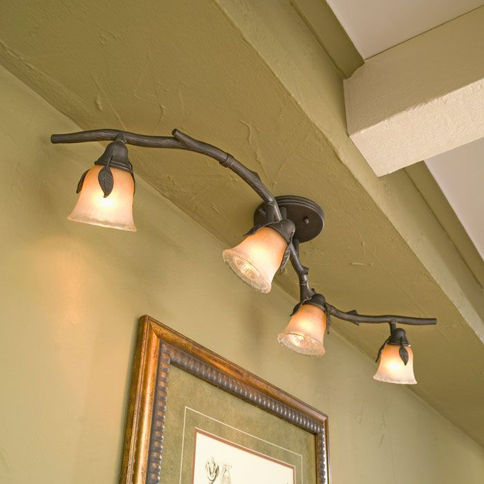 1000 Ideas About Track Lighting Fixtures On Pinterest