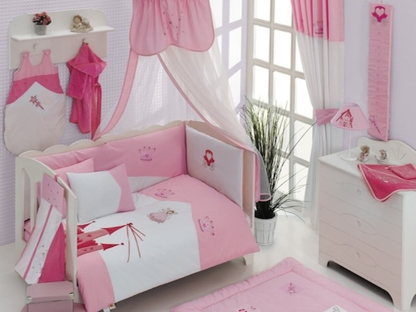 Princess-Baby Bedding Set