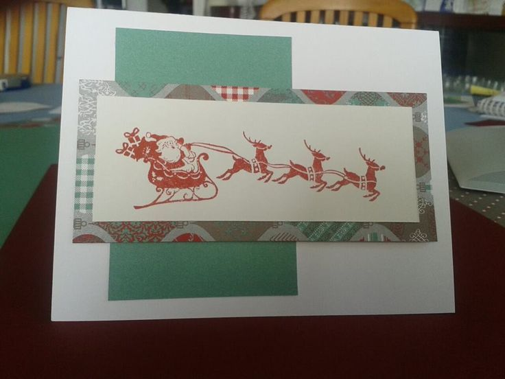 An easy Christmas Card