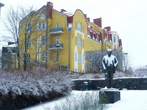 Juhani Aho memorial