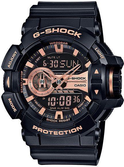 G-Shock GA-400 Rotary Switch Watch | #gshock #watches
