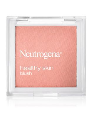 Neutrogena Healthy Skin Blush Rosy (10) - brush on apple of cheeks and blend into bronzer to avoid stripes