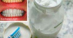 Chcete namiesto bežných zubných pást obsahujúcich škodlivé chemikálie používať niečo prírodnejšie? Potom pre vás máme jeden skvelý recept.