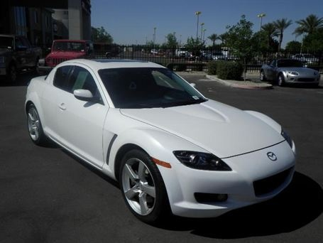 2005 Mazda RX-8 how I would love to have one of these bad boys!!
