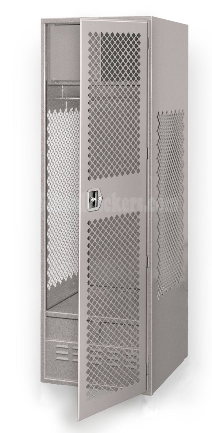 Gear Storage Lockers for sale! Manufactured using 16-gauge steel, making these strong and durable. Include two lockable lockers--a top locker for smaller personal items and a larger footlocker for shoes or other gear--as well as a coat rod and coat hooks for uniforms, coats and bags. #lockers #storagelockers #gearstoragelockers #policelockers